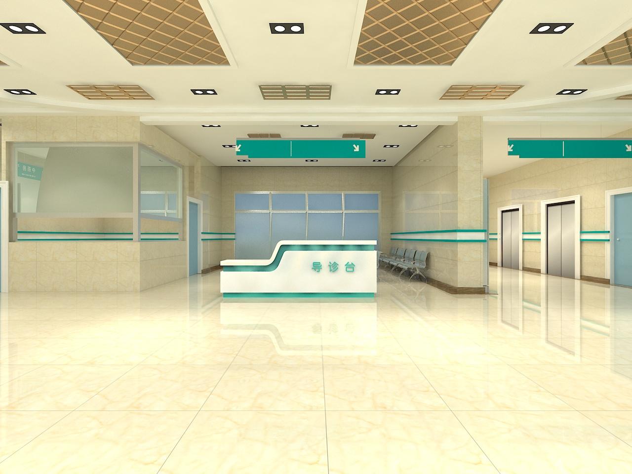 市中西结合综合医院装修