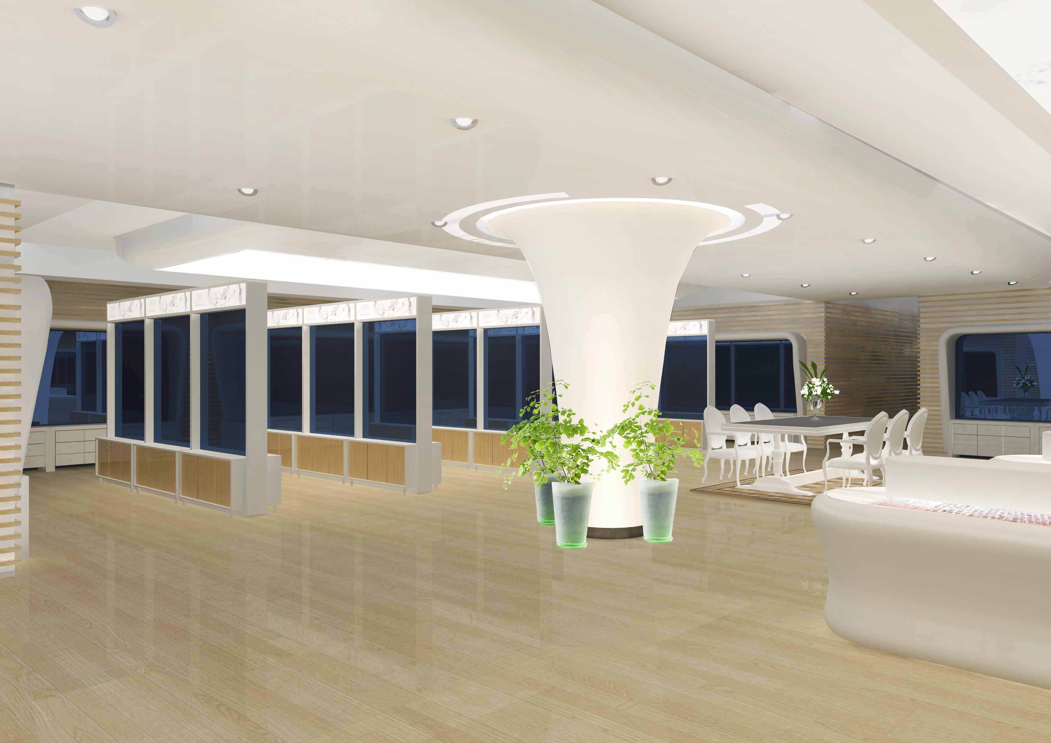 展厅装修设计有什么要求?