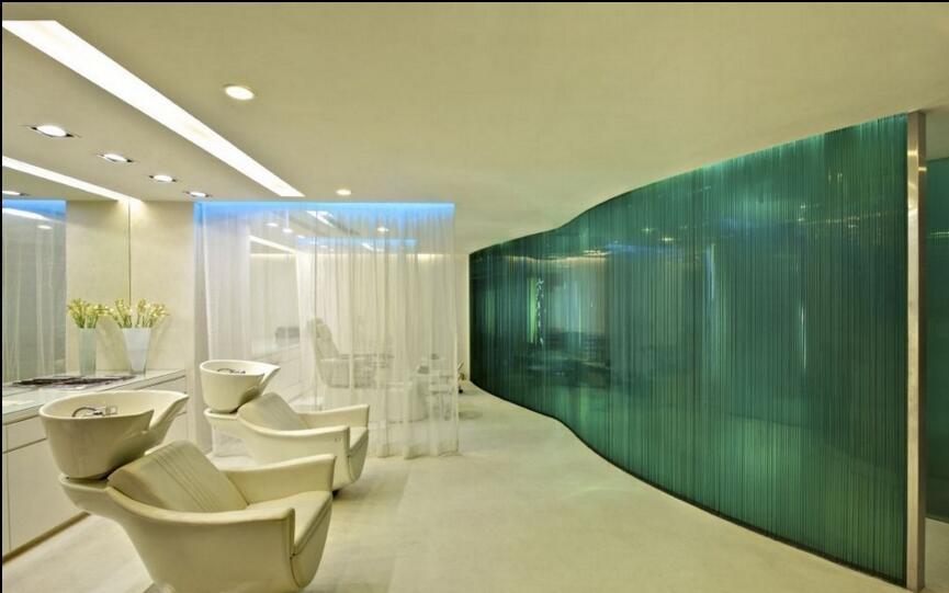 合肥spa会所装修设计从这
