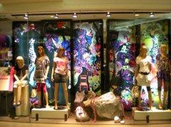 esons服装专卖店设计