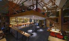 漫象咖啡馆设计