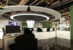 新世纪网吧网咖装修设计