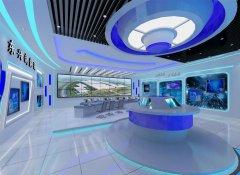 东兴新能源展厅设计装修