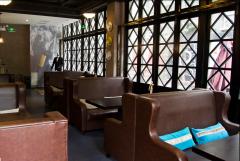 欧式咖啡餐饮店装修设计