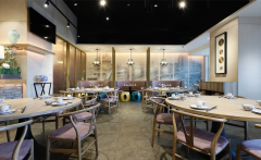 老上海风格餐饮店装修设