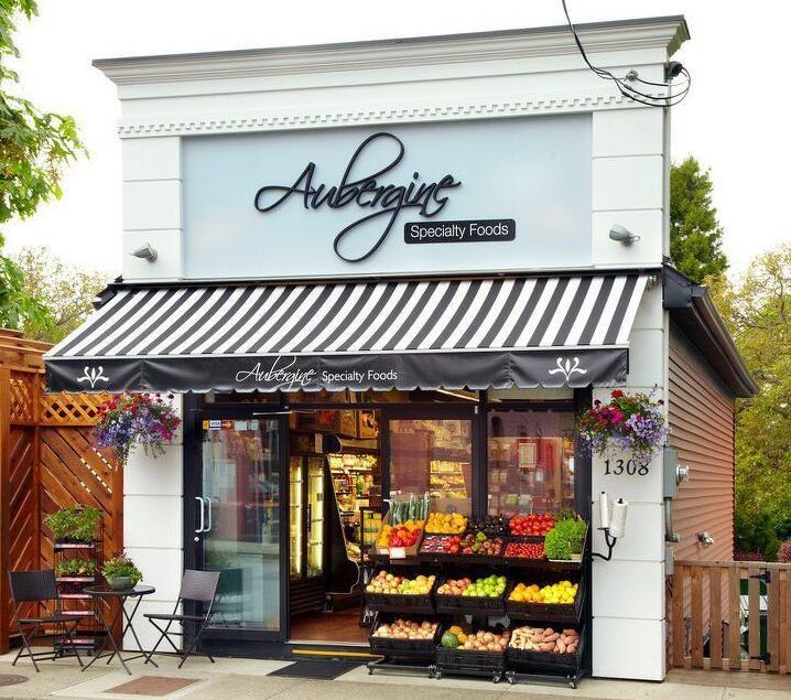精品水果加盟店品装修案例