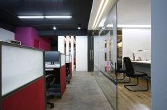 海恒贸易公司办公室装修