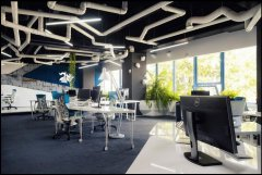 策划传媒创意办公室设计