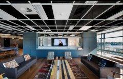 国际风传媒办公室设计