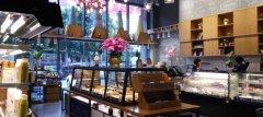 红森林蛋糕店装修设计