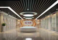 阳光电源展厅装修设计