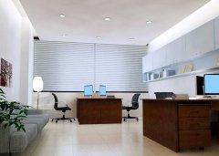 青树动漫办公楼装修设计
