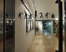 朗昇空间写字楼装修设计