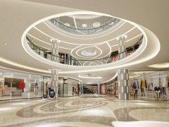 现代商场装修设计