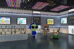动漫展厅装修设计